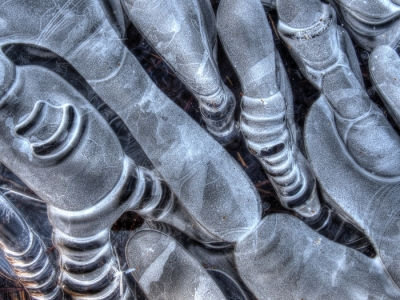 X-ray An Ice Abstract
