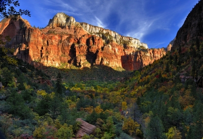 Patchwork Of Colors – Zion Np