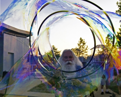 Bubble Man