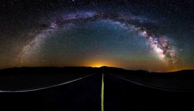 The Was To The Milky Way
