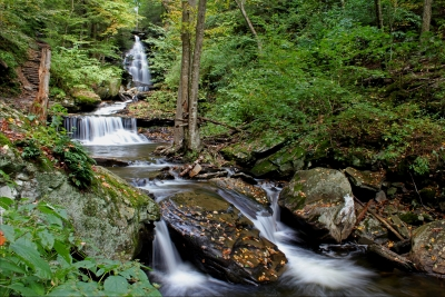 Trail To Ozone Falls – The Glens National Natural Area