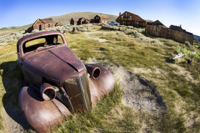 Old Town Bodie