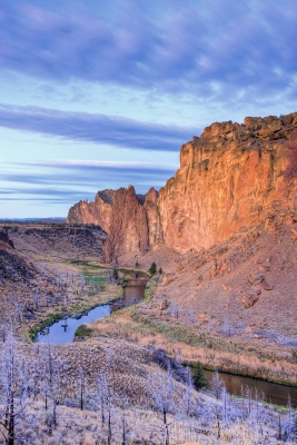Fantasy Morning (smith Rock State Park)
