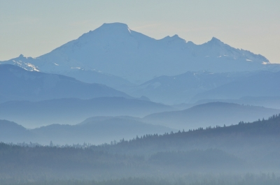 Up Close With Mt.baker