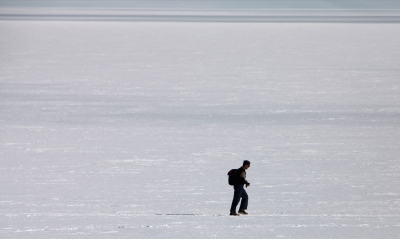 Alone On Ice