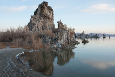 Mono Lake-  South Tufa Beach # 1