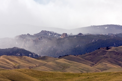 The Big Horn Mountains