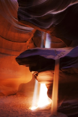 Sand And Dust – Antelope Canyon