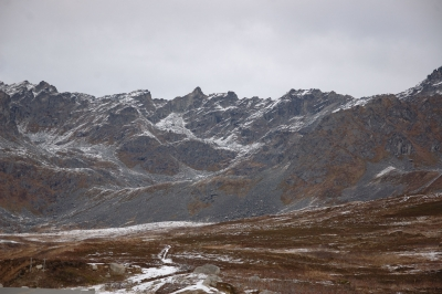 Winter Comes To Alaska – Hatcher Pass