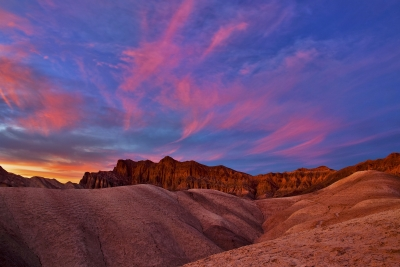 Golden Canyon – Red Sunset
