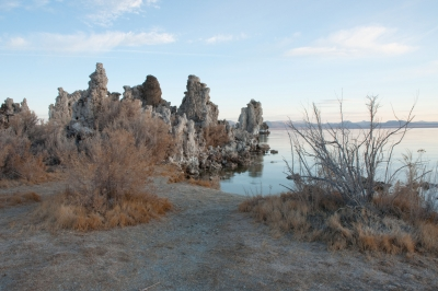 Mono Lake-  South Tufa Beach # 2
