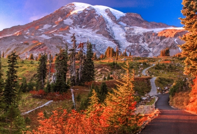 Rainier Fall Splendor