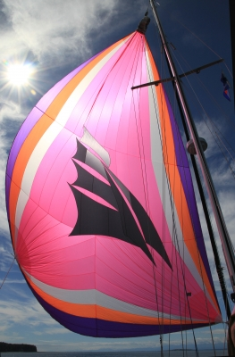 Spinnaker On Full And By