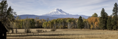 Mt. Adams From Conboy Refuge