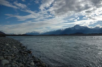 At Waters Edge – Knik River