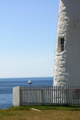 Pemaquid Point Light House