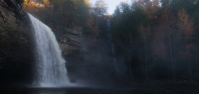 Foster Falls Early Morning