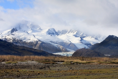 Mountain Glaciar Chilean Patagonia