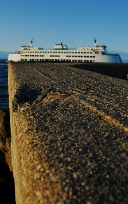 Ferry To Whidbey Island