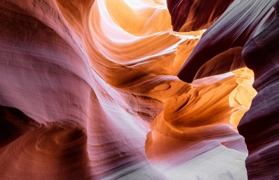 Eagle's Head – Antelope Canyon