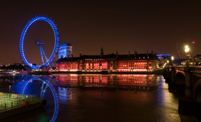 England's London Eye