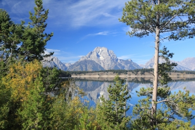 First Days Of Fall – Grand Teton Nat´l Park Ii