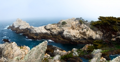Rocky Inlet In Point Lobos