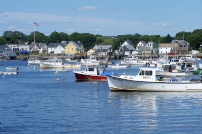 Boats In Vinalhaven