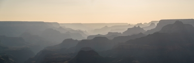 Grand Canyon Silhouette