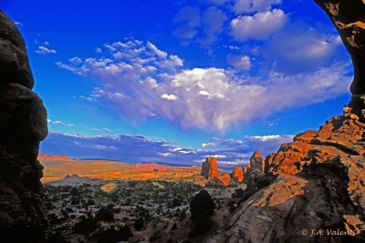 The North Window, Arches National Park