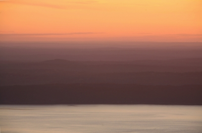 Sunrise From Cadillac Mountain