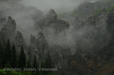 Volcanic Temples