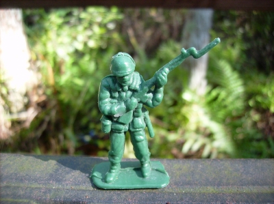 Toy Soldier On A Treepath3
