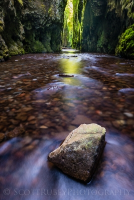 Oneonta Gorge, Or