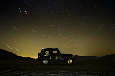 Jeep And Trails