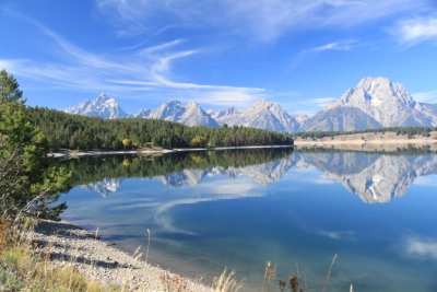 First Days Of Fall – Grand Teton Nat´l Park Iii