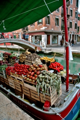 Food Delivery In Venice