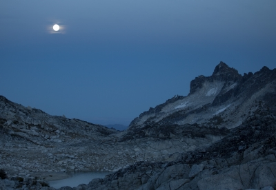 High Lakes Moon