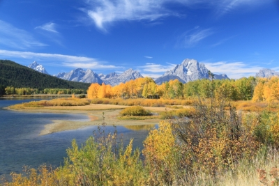 First Days Of Fall – Grand Teton Nat´l Park Iv