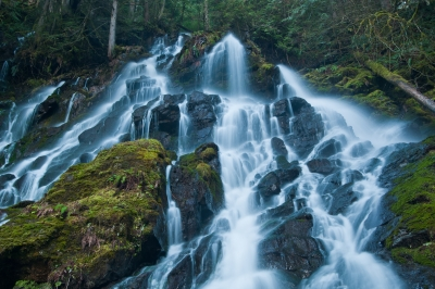 Cascade Creek Falls