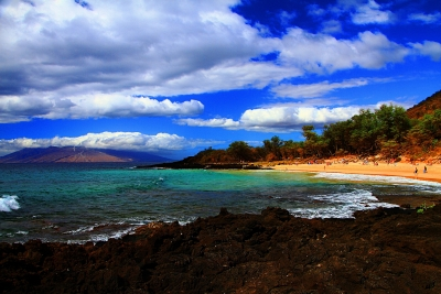Little Beach, Maui