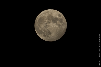 Penumbral Eclipse Of October 2013