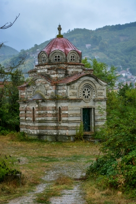 Serbian Countryside Church