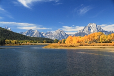 First Days Of Fall – Grand Teton Nat´l Park V