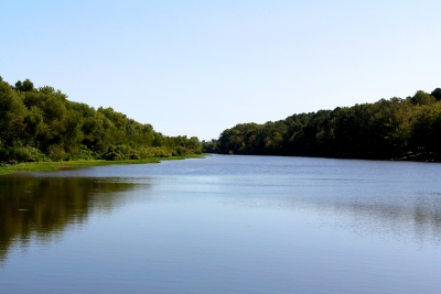 Finding Peace On The Tennessee River