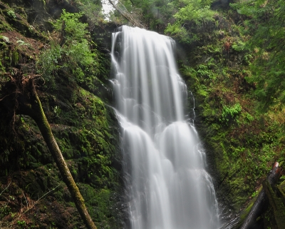 Big Basin Waterfall