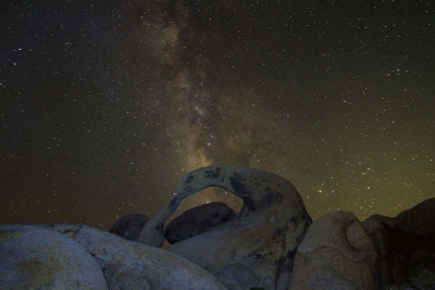Mobius And The Milkyway (landscape)