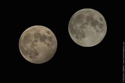 Penumbral Eclipse & Hunter's Moon Of October 2013