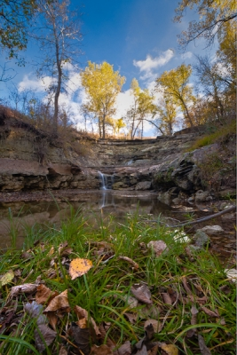 Chase County Falls