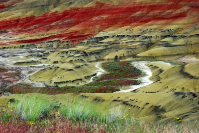 Painted Hills Basin